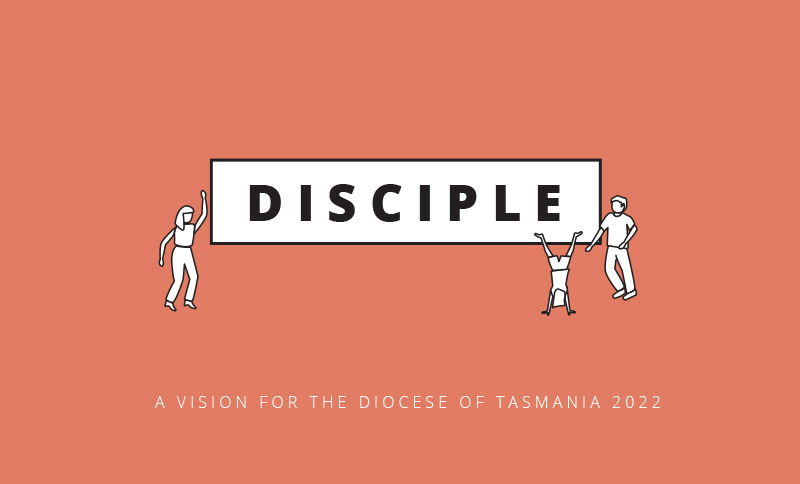 Discipleship - Vision cover