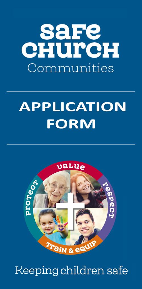 SCC Application Form