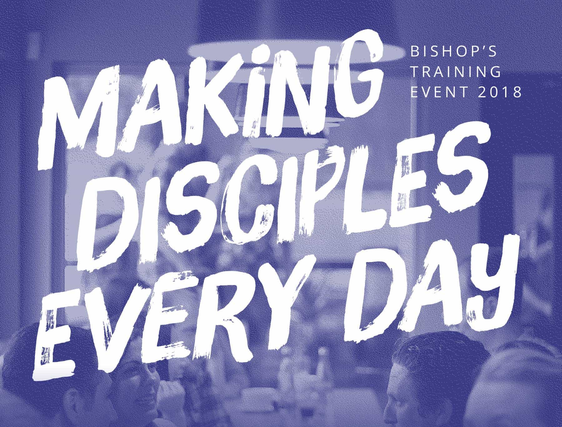 Bishops Training Event
