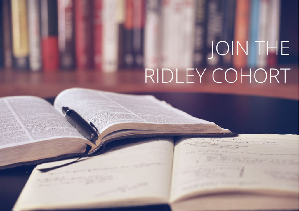 Join-the-Ridley-Cohort