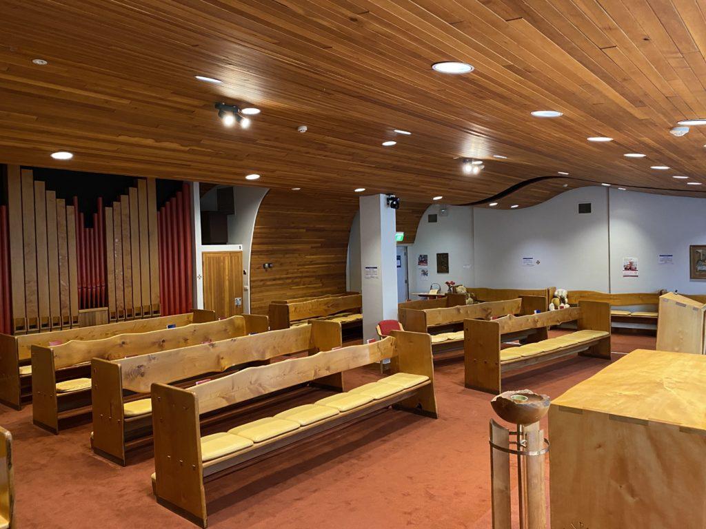 St Paul's Chapel at the Launceston General Hospital