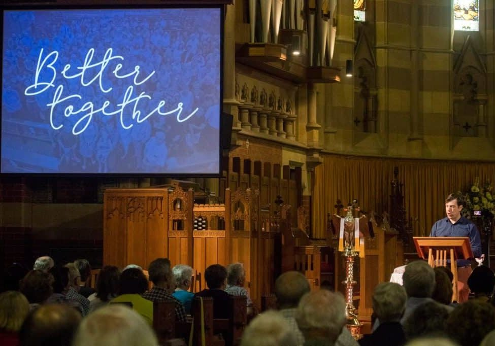 All Saints Anglican Network Better together